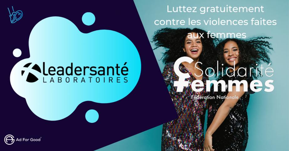 WalkUnited: Leadersanté x Solidarité Femmes